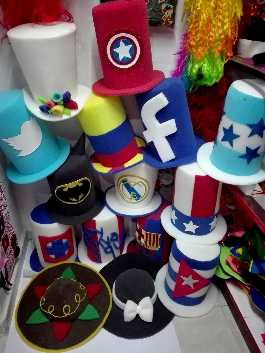 Birretes Personalizados Para Graduacion Corbatas Sombreros Hule  # Muebles De Hule Espuma Para Ninos