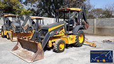 2011 Retroexcavadora JOHN DEERE 310J 4x4