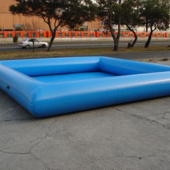Albercas inflables para pelotas acuaticas for Albercas inflables grandes baratas