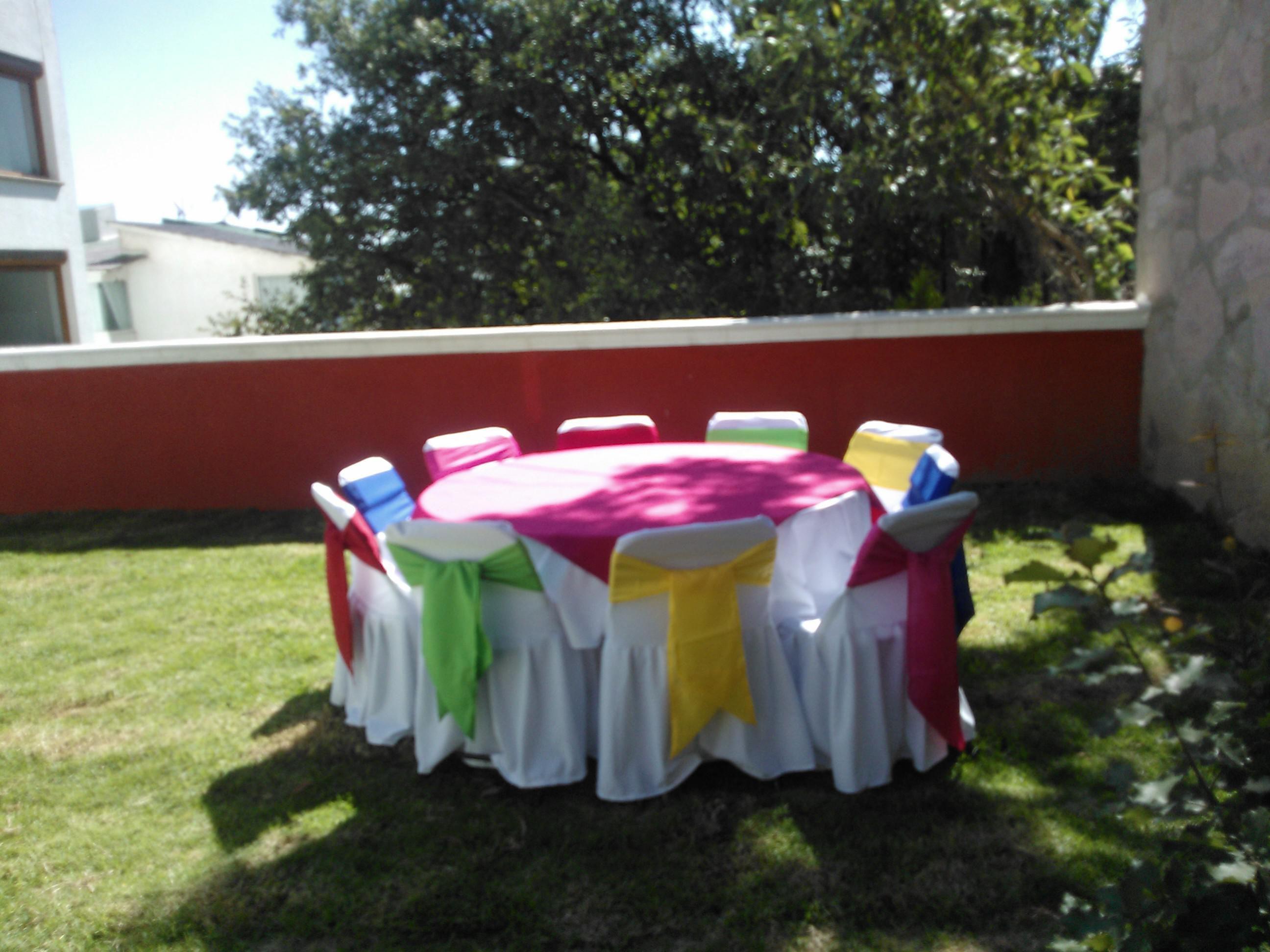 Alquiler mesas sillas carpas para eventos sociales atizapan