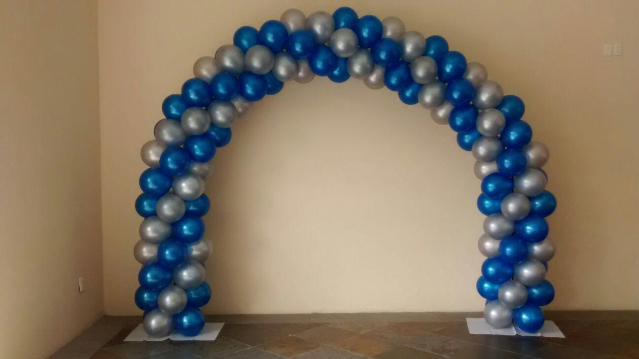 decoracion con globos para eventos