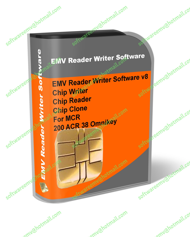 Emv Reader Writer Software V8 - freedomsee