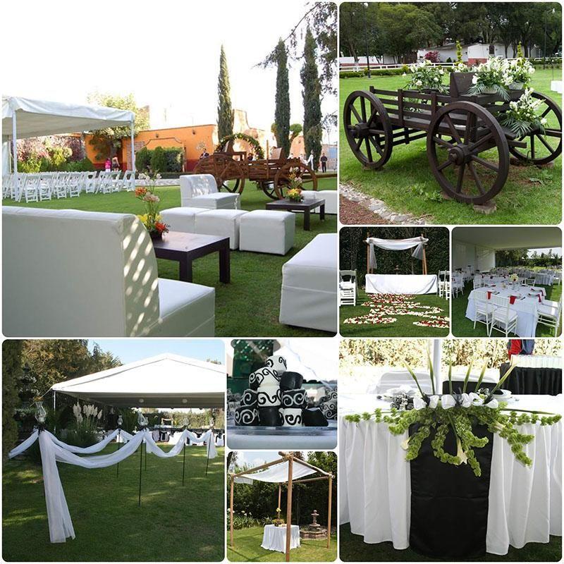 Enormes jardines para eventos en tepotzotlan for Jardines para eventos
