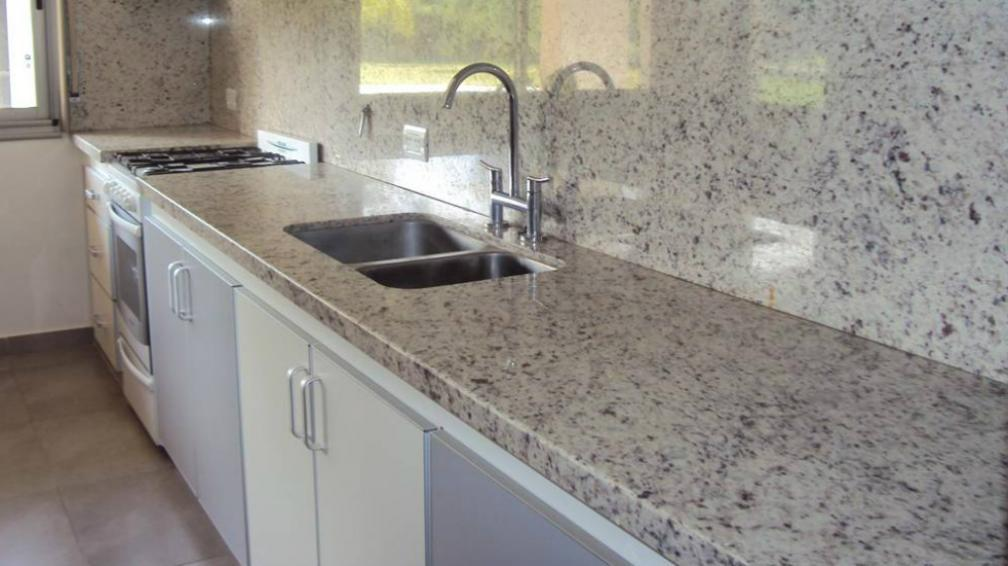 Fabulosas cubiertas en granito para cocinas for Cubiertas de granito
