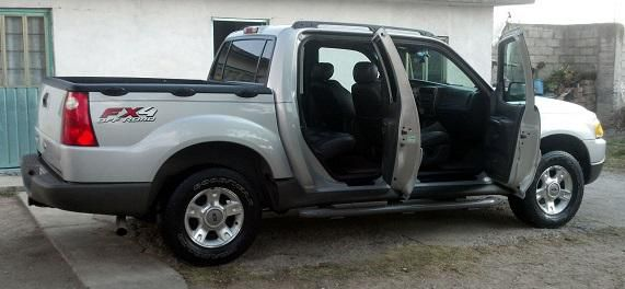 ford explorer sport trac 4x4 limited 2001 maximo equipo y. Black Bedroom Furniture Sets. Home Design Ideas