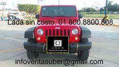 Jeep Wrangler Modelo 2013 - Precio 200,000 MXN. EMPRESA Remata Por Renovacion