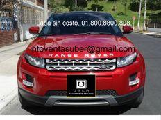 Land Rover Range Rover Evoque 2013 Precio: 320,000 MXN