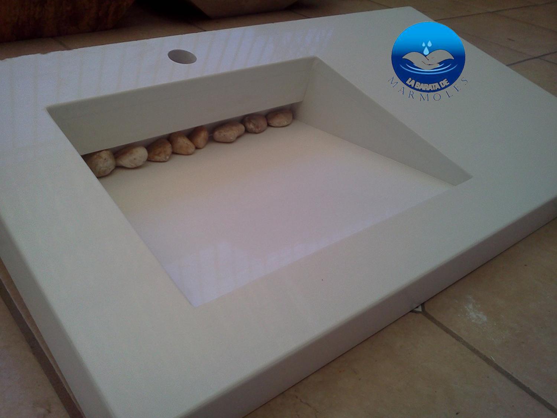 Lavabos modernos de ultima moda en marmol for Lavabo marmol