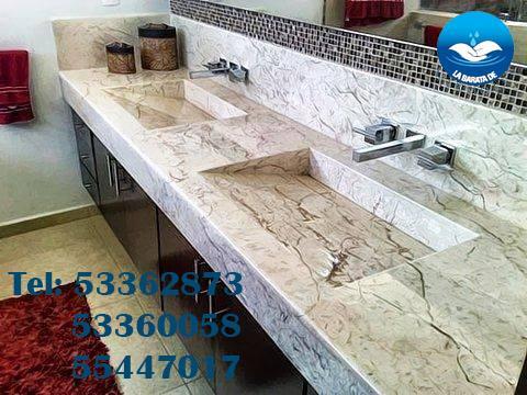Lavabos personalizados en marmol   Mercado.mx