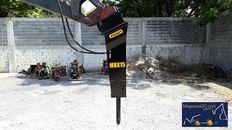Martillo hidráulico STANLEY MBX15