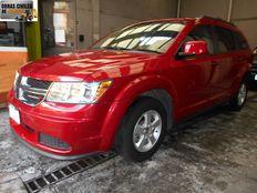 Obras civiles de jalisco pone en venta Dodge Journey 5p Se 2.4L aut ee 2012