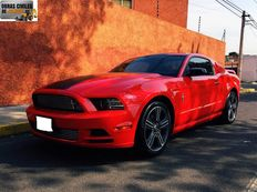 Obras civiles de jalisco pone en venta Ford Mustang 2p St Coupe V6 3.7L man 2014