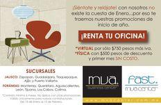 Oficinas Virtuales con servicios incluidos!