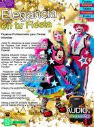 PAYASOS ELEGANTES PARA FIESTAS INFANTILES - DFyEdoMex