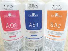 Serum Liquido de acido hialuronico para hidrofacial exfoliante hidratante
