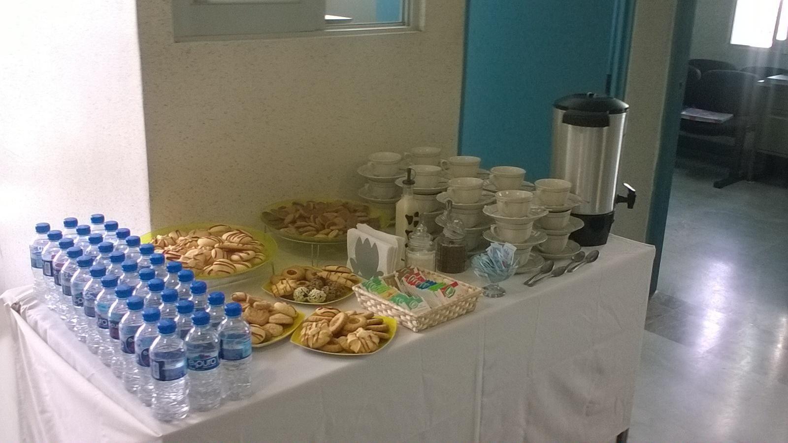 servicio de coffe break y desayunos mercado mx