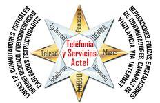 Servicios Telefónicos, Conmutadores, Cámaras, Cableado estructurado
