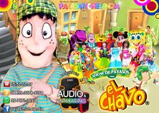 SHOW DE PAYASOS CON EL CHAVO DEL 8 - DF/EdoMex
