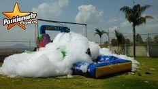 Show Fiesta de espuma - Show para graduaciones