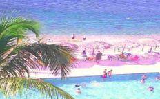 Sobre Playa Vista al Mar Albercas Departamento en Acapulco
