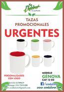 Tazas Publicitarias Promocionales Económicas Urgentes