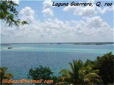 Terreno 16 hectareas, Laguna Guerrero, afluente Bacalar