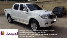 Toyota Hilux equipada SRV  2013