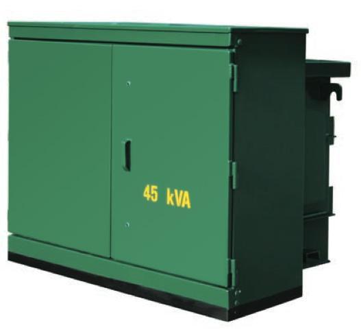Transformador trifasico de pedestal 45 kva oportunidad - Transformador electrico precio ...