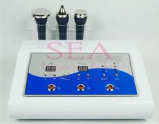 Ultrasonido 1-3mhz de 3 cabezales Medico terapeutico Profesional