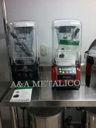 LICUADORA ENCAPSULADA PICA HIELO PARA FROZEN DE 3 HP - A&A METALICOS
