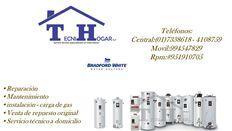 Mantenimiento reparaciones servicio técnico de termas BRADFORD WHITE 951-910-705 /410-8759