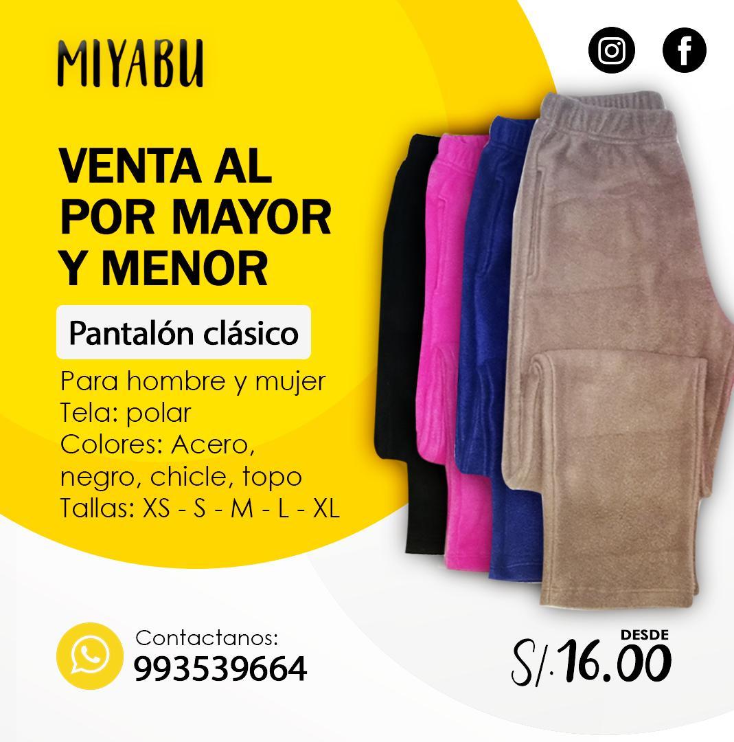 Pantalones Venta Al Por Mayor Y Menor Mercado Pe