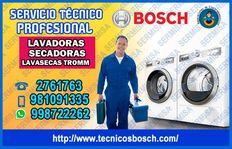 ¡RAPID! Técnicos Lavadoras [[ BOSCH ]] 012761763 – Jesus Maria