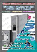 Reparacion de refrigeradoras«Coldex »en San Borja 998722262
