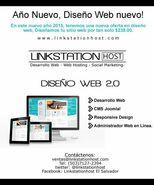 Año Nuevo, Diseño Web nuevo!