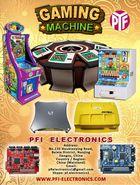 Máquinas Arcade en Venta