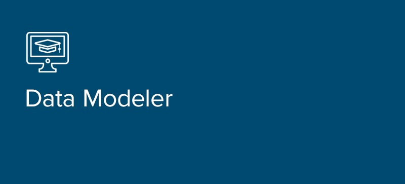 Data Modeler Certification
