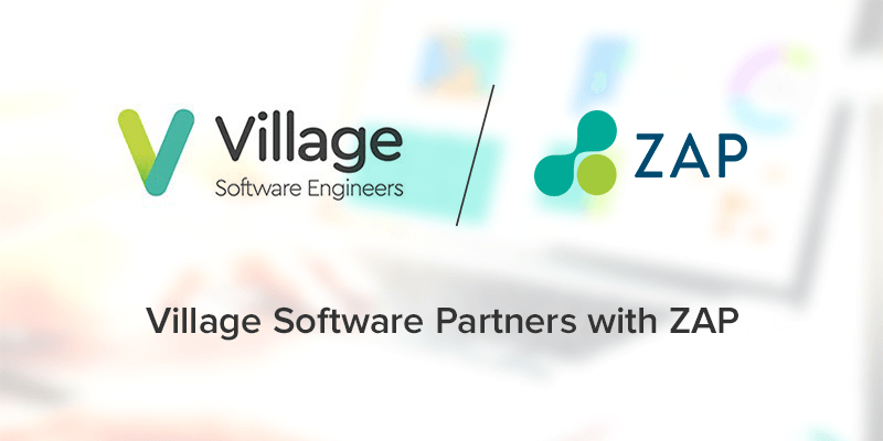 Village Software Engineers Partners with ZAP