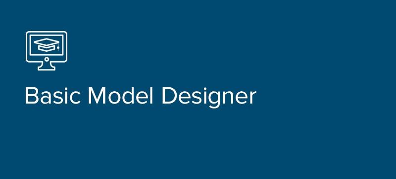 Basic Data Modeling