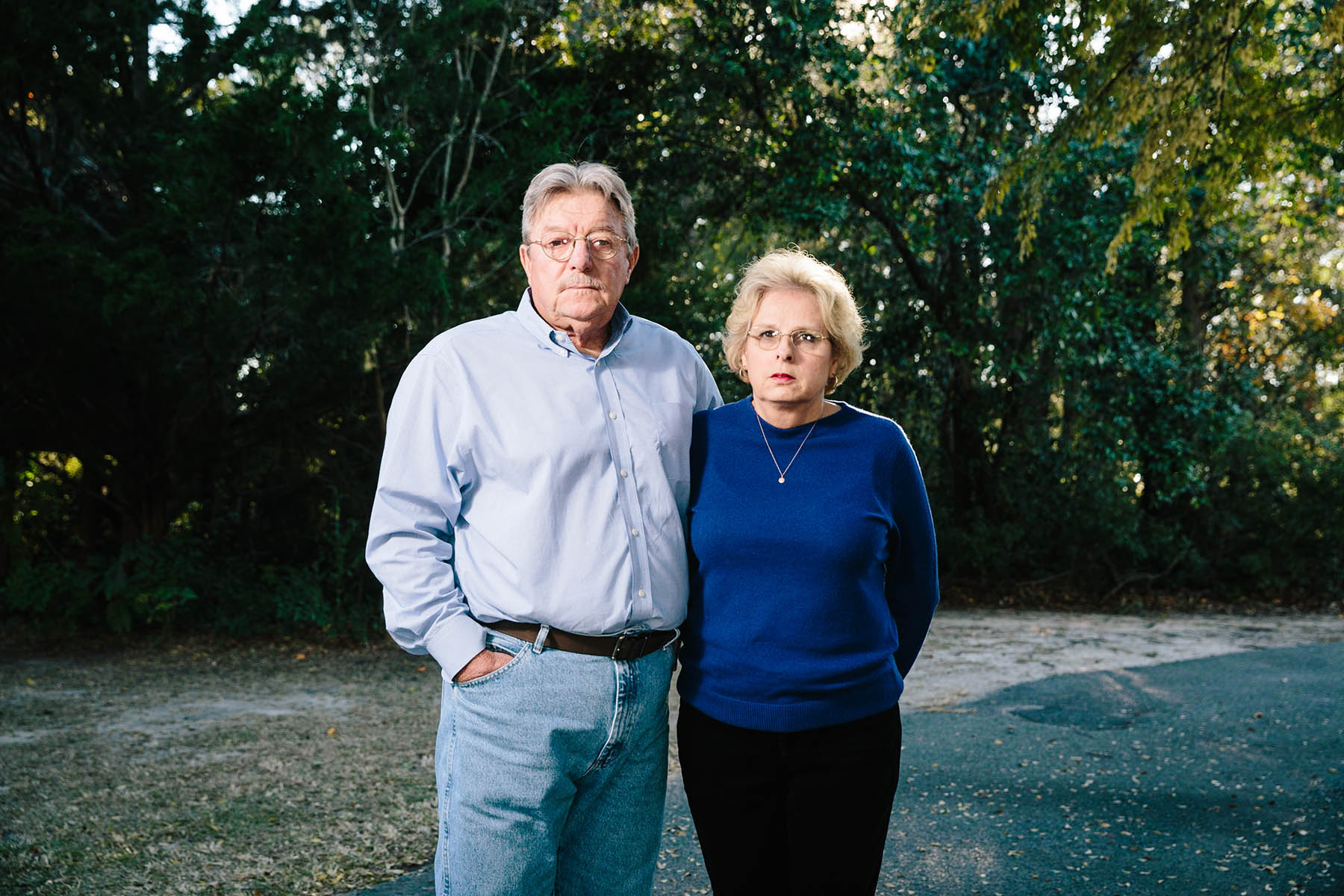 Paul and Linda Ward