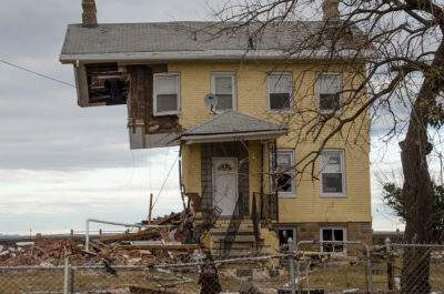 Rebuilt, Repaired, Abandoned: Five Years After Sandy