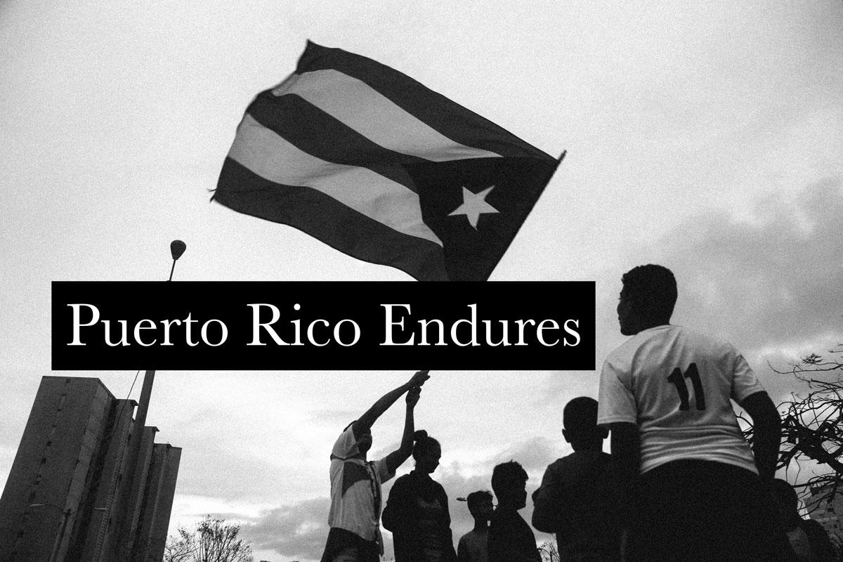 Puerto Rico Endures