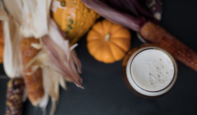 From Farm to Pumpkin Beer