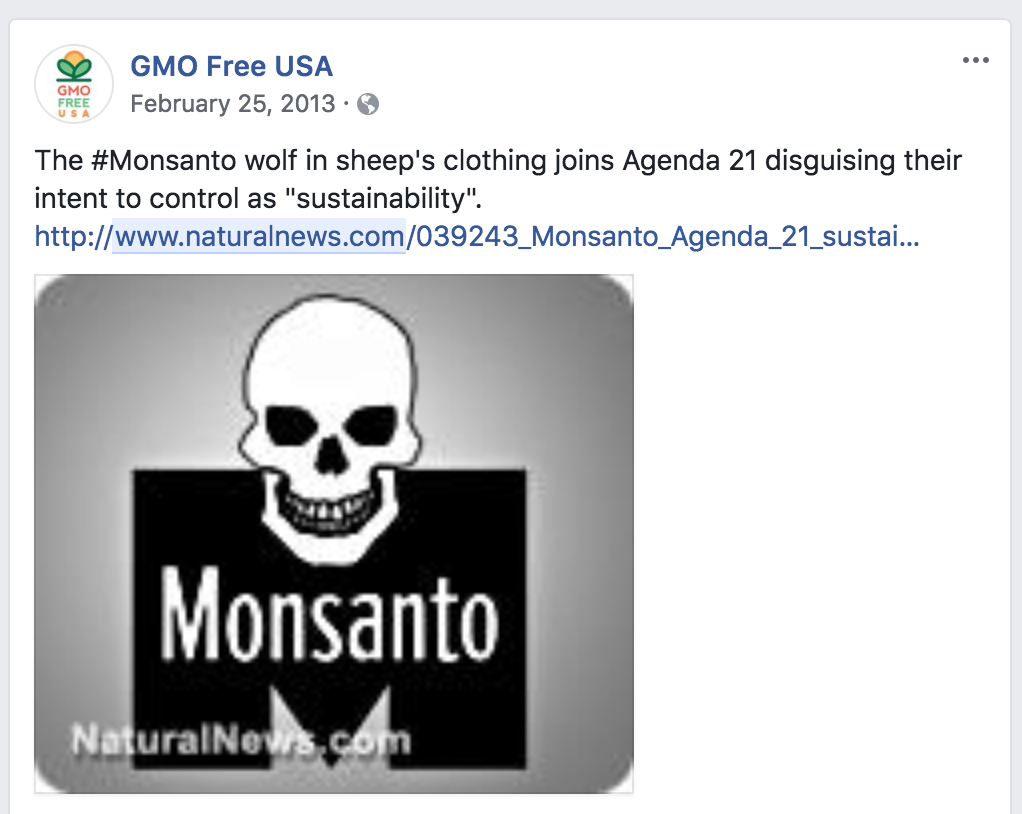 Image result for MONSANTO HYDRA