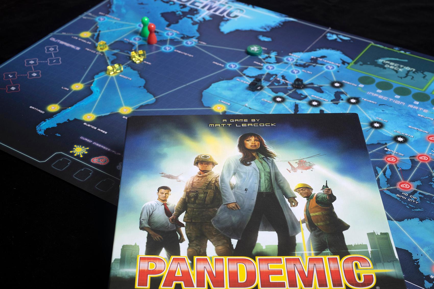 Playing Through Pandemics
