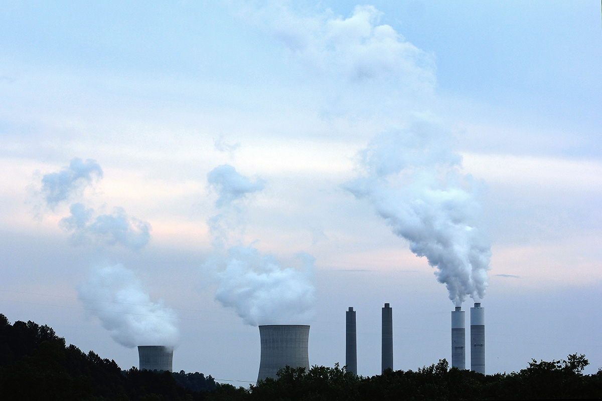 According to EPA data, toxic air emissions at Miller have fallen by more than half over the past five years, so steps are being taken in the right direction. But carbon emissions haven't fallen nearly as fast.