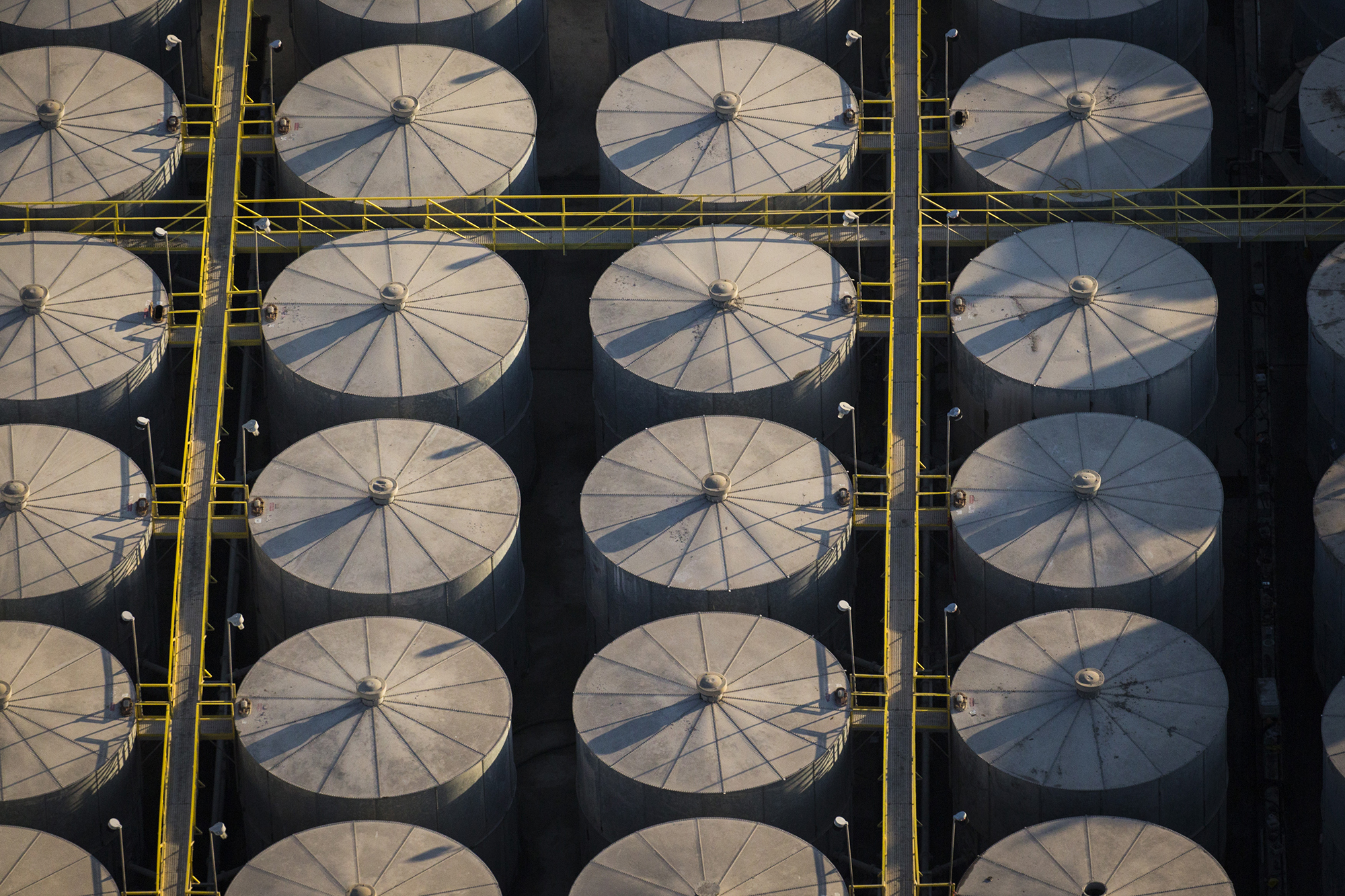 Nation's Oil and Gas Lifeline in Peril