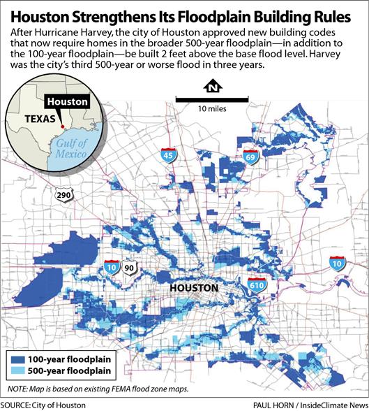 Some Cities Say FEMA's Flood Maps Are Subpar