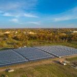 MUM solar farm ideal energy