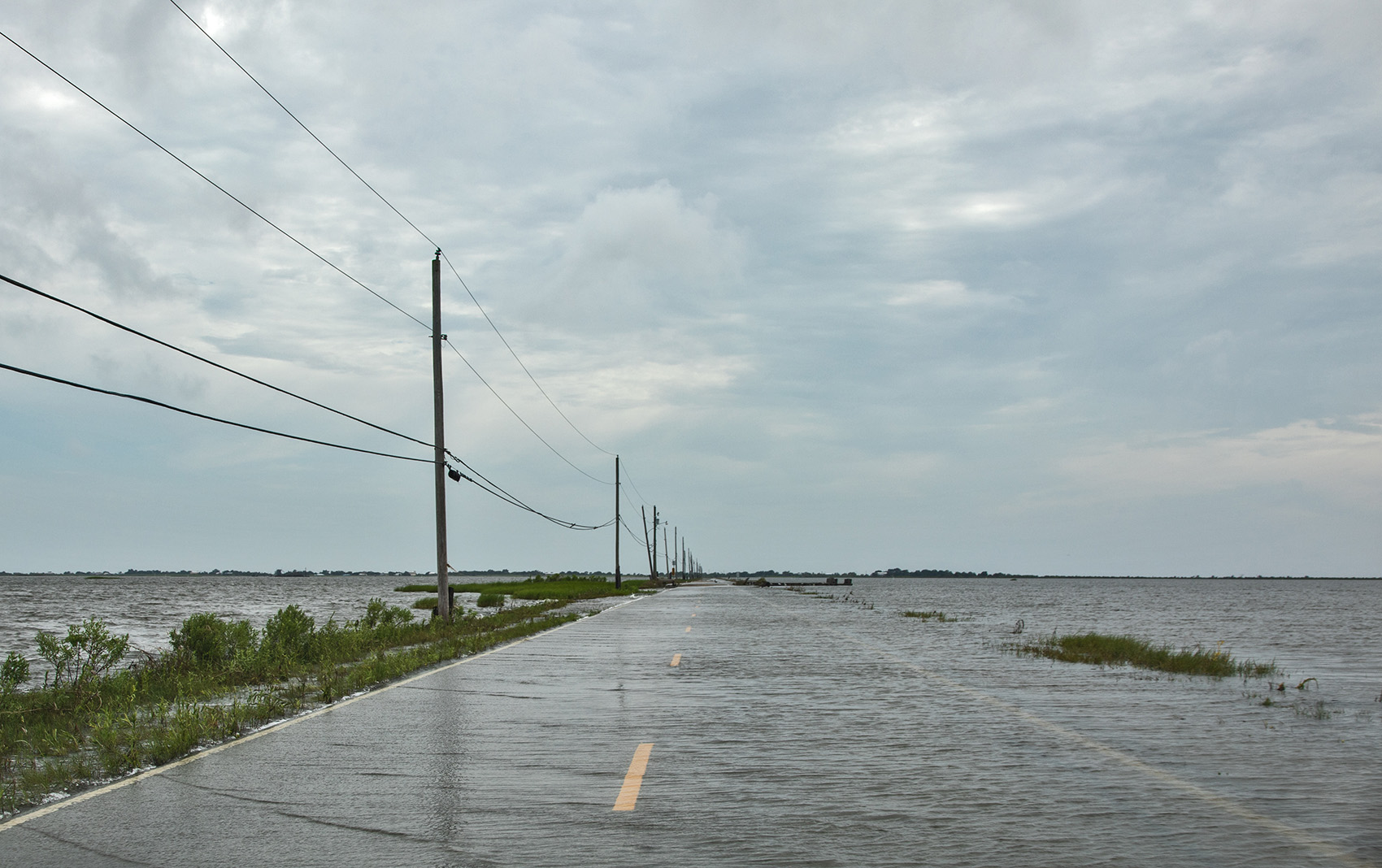 After Barry: Returning to a Threatened Home
